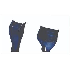 16425 Leggin Push Up S. Skinny Premium Blue