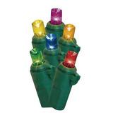 Serie De 200 Luces Navideñas Led De Colores 15.1m