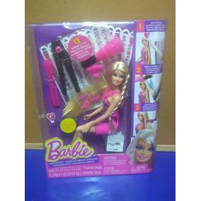 Barbie Tatuagem De Cabelo Com Diversos Acessórios
