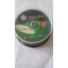 Dvd+rw Hp 4.7 Gb Data/120 Min Video