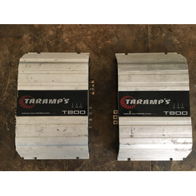 Taramps T800 Mono 2ohms Valor Unitário