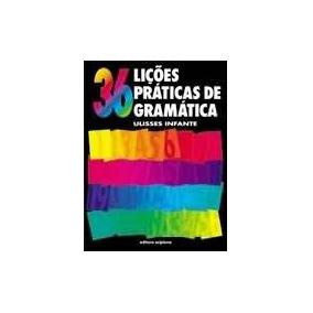 36 Licoes Praticas De Gramatica (livro Do Professor) - Uliss