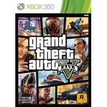 Gta 5 V Xbox Grand Theft Auto Xbox Português Mídia Física