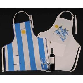 delantal de cocina hombre argentina regional