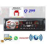 Radios Nuevos Con Bluetooth + Bono Regalo