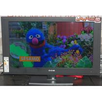 Tv Led 24 Cce Ln244-preta-hdtv-hdmi-usb-digital- Sem Base