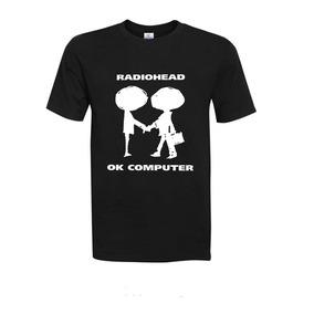 Poleras Estampadas Hombre - Radiohead