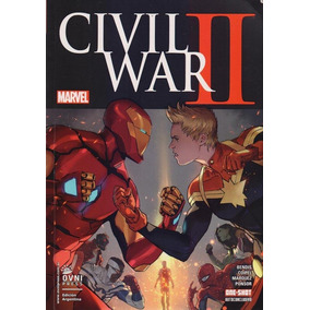 Civil War 2 - Brian Michael Bendis / Olivier Coipel