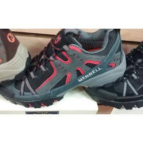 ec43d14520c Zapatos Merrel Alpinistas 100% Originales Dama Y Caballero