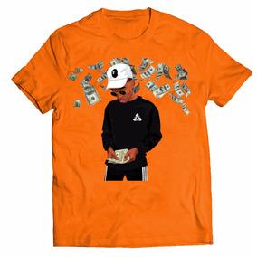 Camisa Palece Chuva De Dolar Camiseta Dinheiro Top Md:01