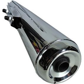 Escapamento Estralador Mini Fortuna Titan/fan 125 Ks 2000/08