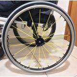 Rodas Spinergy 24 Spox 18 Raios Amarelo Cadeira De Rodas