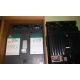 Interruptor Breaker Industrial Teb 3x15a 240v G. Electric