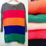 Sweater Catalina - Tejido Artesanal