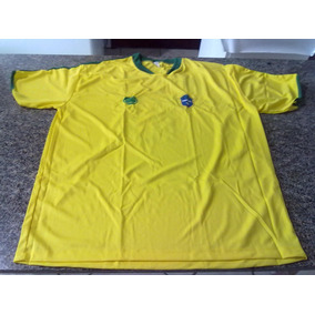 Camisa Do Brasil Copa Do Mundo Brinde Supermercados Hippo