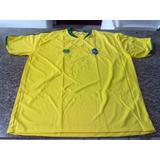 Camisa Do Brasil Copa Do Mundo Brinde Supermercados Hippo