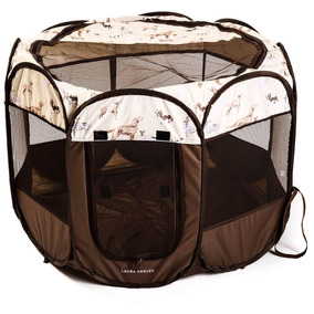 Casa Corral Plegable Portatil Perros Gatos .92 X .92 X .59