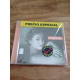 Paulina Rubio Paulina 2000 Cd Homonimo (nuevo)