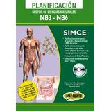 Profesores Planificación Simce Ciencias Naturales Nb3-nb6