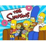 Kit Imprimible Los Simpson Candy Bar Promo 2x1
