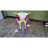 Triciclo Niña Fisher Price