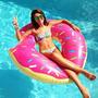 Inflable Flotador Donut Gigante Dona Nuevo 1.28m - Maxx!