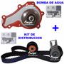 Kit Distribucion + Bomba Agua Peugeot 408 Hdi 1.6 Original