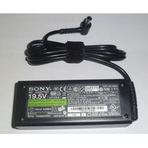 Cargador Sony Vaio. Original. Series Vgn Y Pcg.75w 80w 90w
