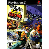 Cartoon Network Racing - Ps2 Patch + Encarte