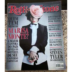 Revista Rolling Stone 7 - Abril 2007 Marisa Monte Pink Floyd