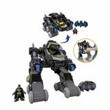 Imaginext Batbot R/c Batman Fisher Price Dmt82 Mattel