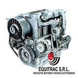 Motor Deutz 4 Cilindros Bf4l913 - Equitrac Srl V.luzuriaga