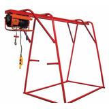 Estructura-caballete Para Obras-construccion 300-500 Kg!!