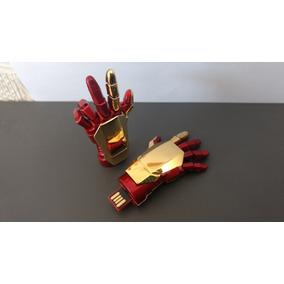Pen Drive Mão Do Homem De Ferro 16gb Pendrive Iron Man