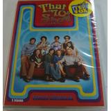 Box Original: That 70´s Show 3ª + 4ª Temporadas Novo 8 Dvd