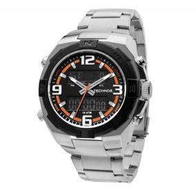 6a7c134ec06 Relogio Technos Performance Sport Prata - Relógios no Mercado Livre ...