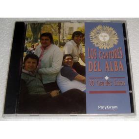 Los Cantores Del Alba 20 Grandes Exitos Cd Ok!