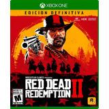 Red Dead Redemption 2 Xbox One Edición Definitiva Offline