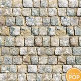 Papel De Parede Pedra São Tome Macaquinho Autocolante 1,5m