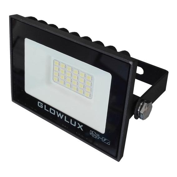 Proyector Reflector Eco Led 10w Luz Cálida - Glowlux - E. A.