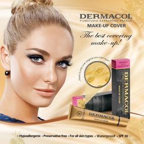 Dermacol Maquillaje 30g. Cobertura Extrema Fps 30 Waterproof
