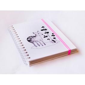 Cuaderno A5 (15x21cm) Blanco- Tienda Puro Diseño