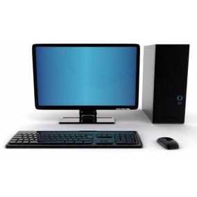 Pc Combo Core 2 Duo Core 2 Quad Monitor Teclado Mouse