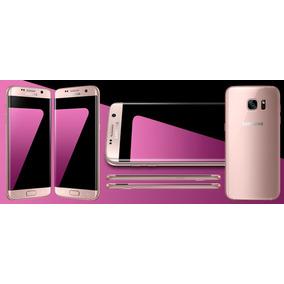Samsung Galaxy S7 Edge Edition Pink Gold Telcel 32 Gb
