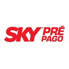 Recarga Sky Pré Pago Ou Livre - Pacote Smart 15 Dias