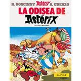 La Odisea De Astérix (castellano - Salvat - Com Envío Gratis
