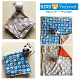 Naninha Fleece Kids Preferred Original P/meninos Unidade