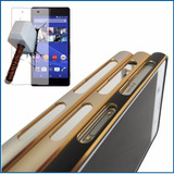 Case Bumper Metal Sony Xperia Z3 D6633 /43 Top