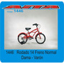 Bicicleta Aita Rodado 14