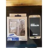 Samsung Galaxi S6 Gold Liberado
